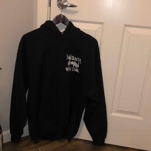Ariana Grande DWT hoodie